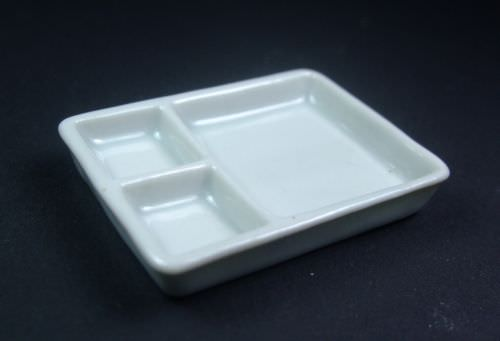 Ceramic, Shell & Stone | Tray